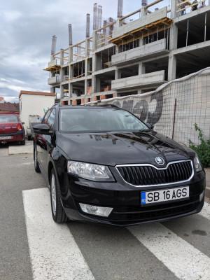 Skoda Octavia 3 înmatriculată în România, 2.0 tdi 2014 150 cp euro5 . foto