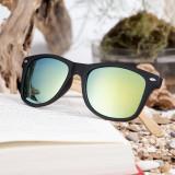 Cumpara ieftin Ochelari de soare Bobo Bird CG004, lentila verde