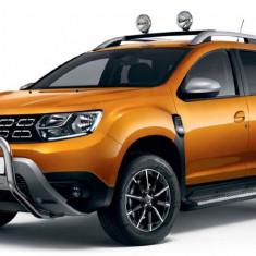 Duster II (2018-) - Bullbar cu Logo (Dacia Original)