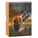 Carti tarot Puterea Arhanghelului - Radleigh Valentine