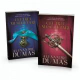 Cei trei muschetari (2 vol.) - de ALEXANDRE DUMAS