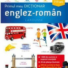 Primul meu dictionar englez-roman, rao