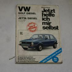 VW Golf Diesel Jetta Diesel - Jetzt helfe ich mir selbst - Dieter Korp