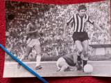 Foto (de presa) fotbal SPORTUL STUDENTESC-PROGRESUL Bucuresti(01.09.1976)
