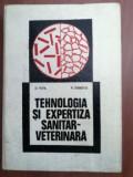 Tehnologia si expertiza sanitar-veterinara - G. Popa, V. Stanescu
