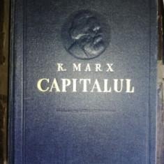 Capitalul 1 (ed. IV) - Karl Marx