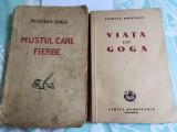 Cumpara ieftin Lot carti de si despre Octavian Goga