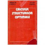 Calculul structurilor optimale