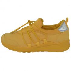 Adidasi dama, din textil si sintetic, marca s.Oliver, 5-23616-22-08-15, galben , marime: 40