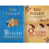 Stalpii Pamantului, O lume fara sfarsit, Rao, Ken Follett