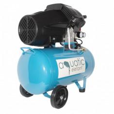 Compresor de aer 50 Litri 2 cilindri 2CP ELEFANT YV2050