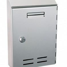 Cutie poștală STANDARD argintiu