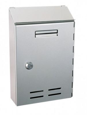 Cutie poștală STANDARD argintiu foto