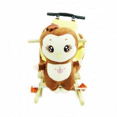 Balansoar pentru copii in forma de maimutica