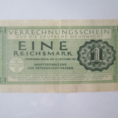 Germania 1 Reichsmark 1944