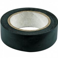 Banda izolatoare Vorel 75050, PVC, 50mm x 0.13mm x 10m, negru