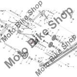 MBS Siguranta roata senila Ski-Doo, Cod Produs: 415129780SK