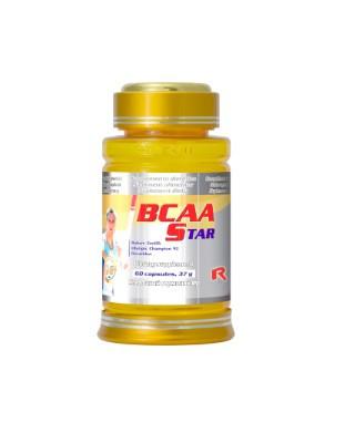 BCAA STAR – Aminoacizi 60 caps foto