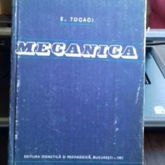 MECANICA - E. TOCACI
