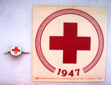 Emblema personal militar Crucea Rosie