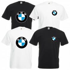 Tricou Personalizat Color - BMW Logo