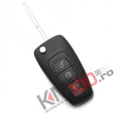 Ford Focus - Carcasa cheie tip briceag 3 butoane