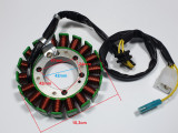 Magnetou Stator Aprindere Yamaha Majesty 250cc 260cc 300cc 18 Bobine D=103mm