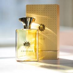 Parfum Original Amouage Gold Man 100ml Tester, Apa de parfum, 100 ml