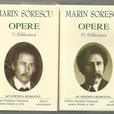 Marin Sorescu / OPERE - 2 vol., editia Academiei, de lux, pe foita, 2005