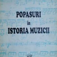 Popasuri in istoria muzicii- George Pascu, Melania Botocan