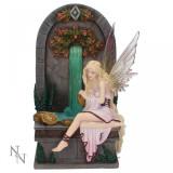 Statueta cu led Fantana cu dorinte a zanelor 23 cm Selina Fenech