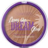 Pudra Bronzanta Iluminatoare SUNKISSED Living the Dream Glow 28.5 g