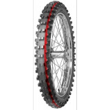 Anvelopa cross enduro MITAS 70 100-17 (40M) TT C19 INTERMEDIATE TERRAIN RED NHS, Diagonal