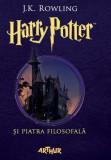 Harry Potter și piatra filosofală (Vol.1)