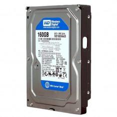 OFERTA! Hard disk 3.5 SATAII 160GB Western Digital WD1600AAJS