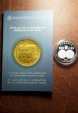 Moneda argint Romania 10 Lei 2019 Eliberarea Ardealului de Nord!