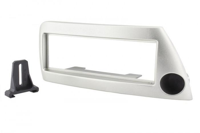 Rama adaptoare Ford Ka, argintiu, 1 DIN - 000219