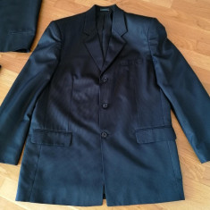 Costum bărbătesc Umberto, mărimea 50, negru