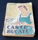 Carte de Bucate veche Gastronomie - Sanda Marin Editia a IVa anul 1959 - Rara