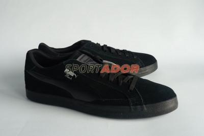 Adidasi Puma Match Vulcanised Suede negru 43EU - factura garantie foto