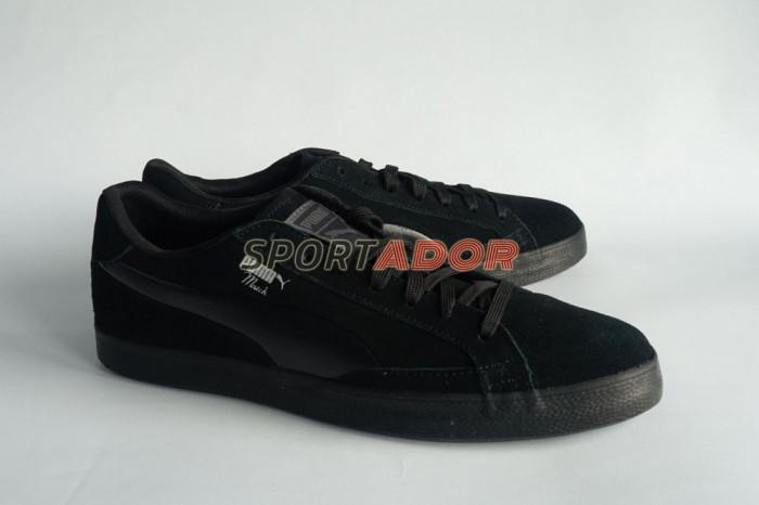 Adidasi Puma Match Vulcanised Suede negru 43EU - factura garantie