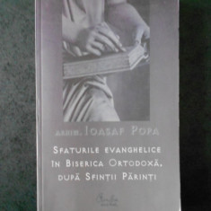 IOASAF POPA - SFATURILE EVANGHELICE IN BISERICA ORTODOXA, DUPA SFINTII PARINTI