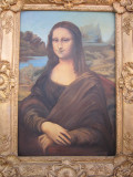Tablou / Pictura Gioconda, Mona Lisa, Istorice, Ulei, Realism