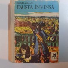 FAUSTA INVINSA de MICHEL ZEVACO , 1977