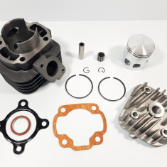 Kit Cilindru Set Motor + CHIULOASA Scuter Aprilia Scarabeo 80cc RACIRE AER