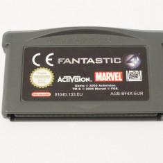 Joc Nintendo Gameboy Advance GBA - Fantastic 4