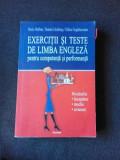 EXERCITII SI TESTE DE LIMBA ENGLEZA PENTRU COMPETENTA SI PERFORMANTA - HORIA HULBAN