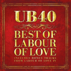 UB40 Best Of Labour Of Love (cd)