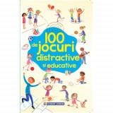 Carte 100 de Jocuri Distractive si Educative, Corint
