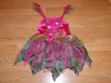 Costum carnaval serbare zana floare pentru copii de 1-2 ani, Din imagine